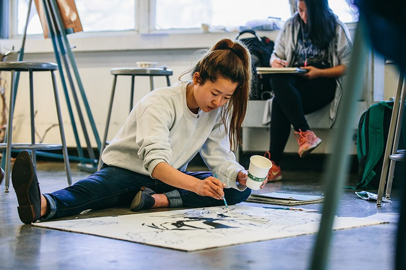 An unprecedented gift from the Walton Family Charitable Support Foundation has established the new School of Art at University of Arkansas, where students will benefit from expanded graduate program and degree offerings in art history, art education and graphic design.