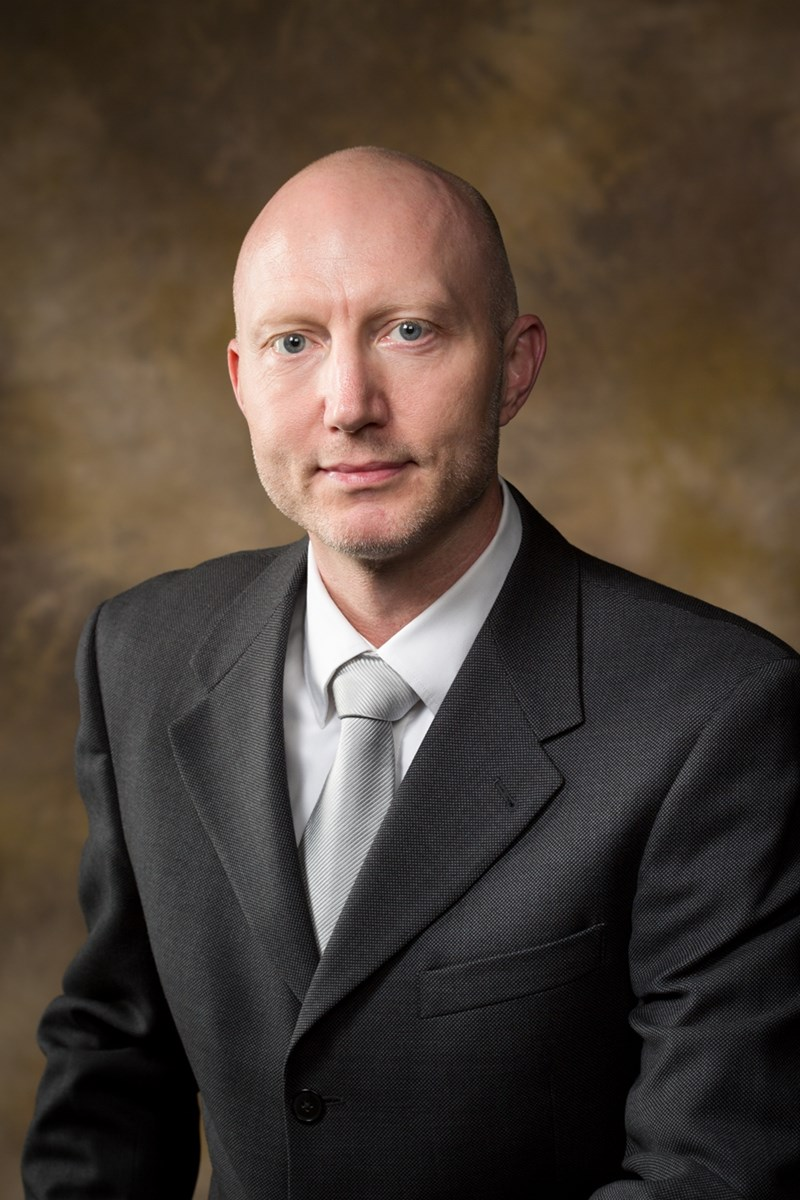 Morten Jensen, associate professor of biomedical engineering.