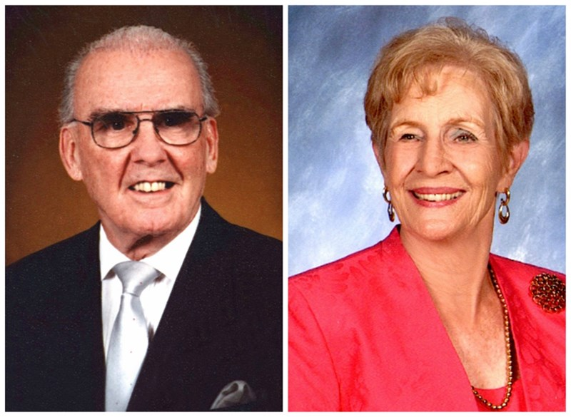 Scholarships named after John and Elizabeth Campbell are being established with a $200,000 planned gift to assist finance students in the Sam M. Walton College of Business.