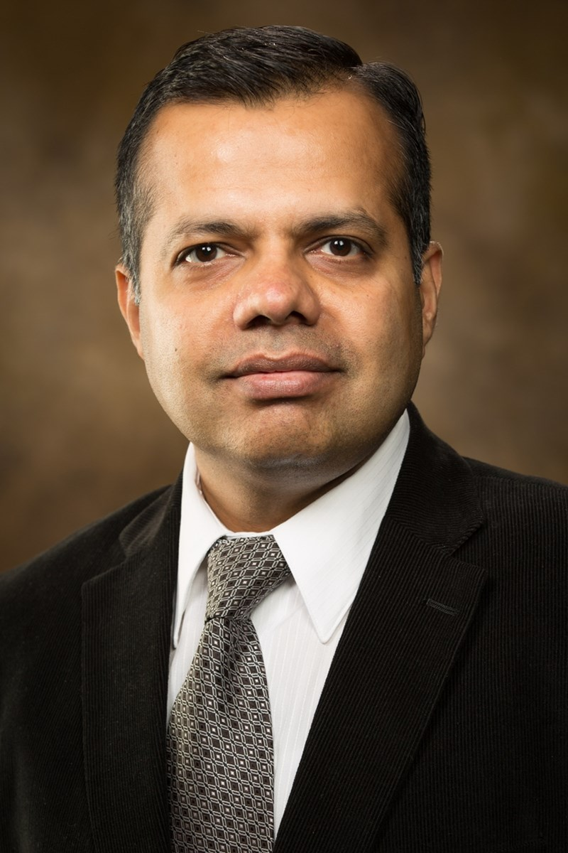 Dinesh Gauri, University of Arkansas.