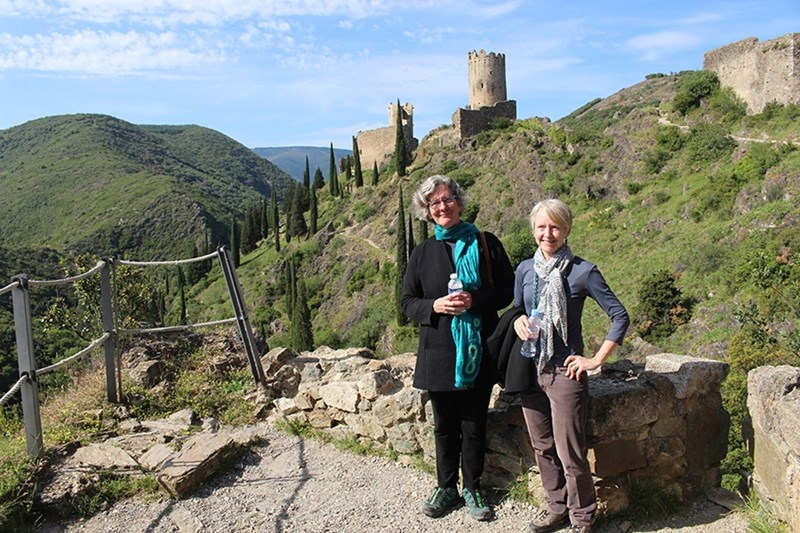 "Honors College Dean Lynda Coon and architecture professor Kim Sexton will lead students on a pilgrimage from Paris to the ""end of the world"" in Finisterra, Spain."