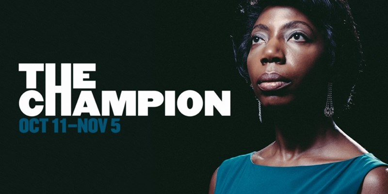 'The Champion' is playing at TheatreSquared Oct. 11 to Nov. 5.