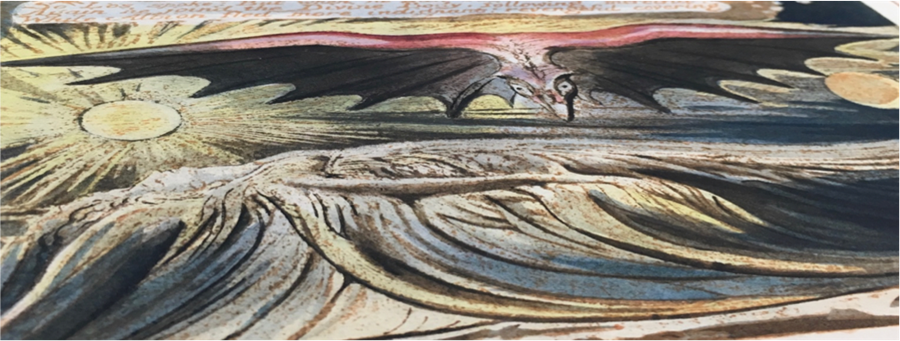 New Exhibit, Event in Mullins Library Highlight Artistic Work of William Blake