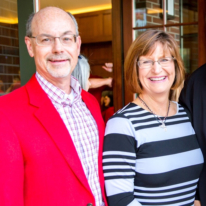 University of Arkansas System President Don Bobbitt and his wife, Susan, have made a $150,000 planned gift to the J. William Fulbright College of Arts and Sciences at the U of A.