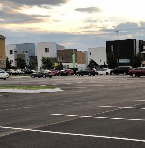 U of A permit holders can always park in Lot 99, located on Beechwood Avenue, south of Martin Luther King Jr. Boulevard.