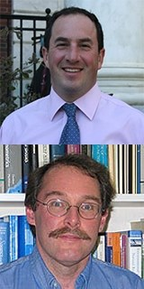 Kieran Killeen, top, of the University of Vermont, and below, Thomas Downes of Tufts University