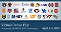 SEC & ACC Virtual Career Fair