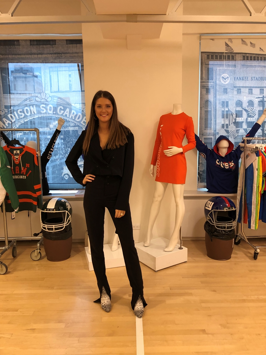 Apparel Merchandising Students Participate in New York Fashion Week