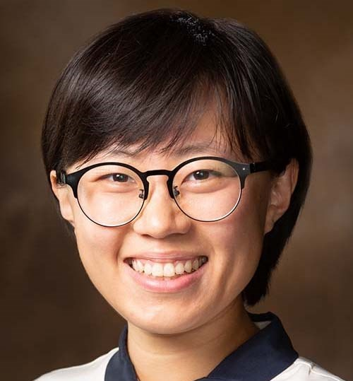 Linyin Cheng, assistant professor of geosciences.