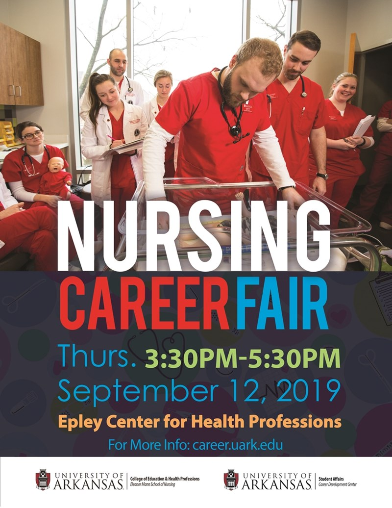 Nursing Career Fair Fall 2019