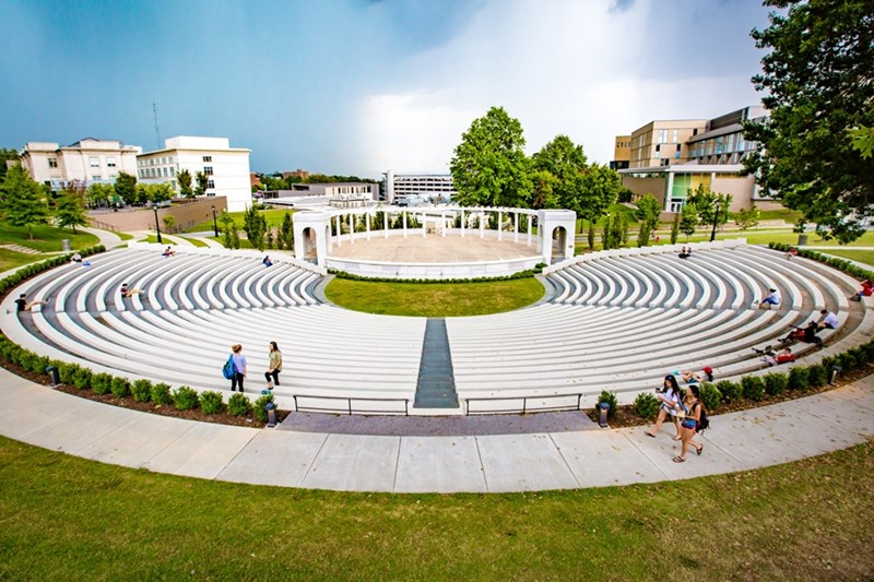Chi Omega Greek Theatre