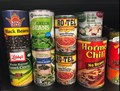 Nonperishable food items are needed in the food drive.