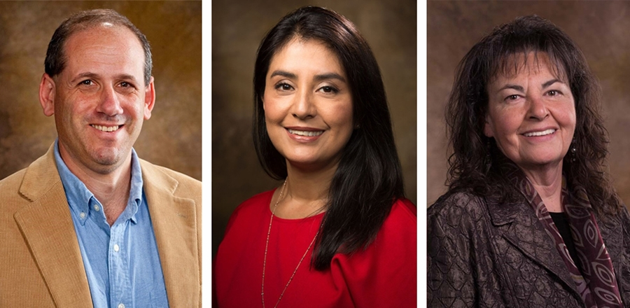 Hoyt H. Purvis Award Winners Announced at Chancellor's Reception