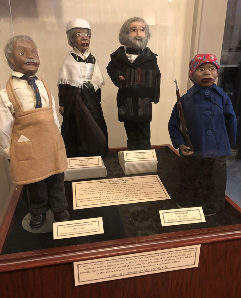 Bertabel Dolls Exhibit