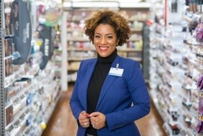 Latriece Watkins, executive vice president for consumables, Walmart U.S.