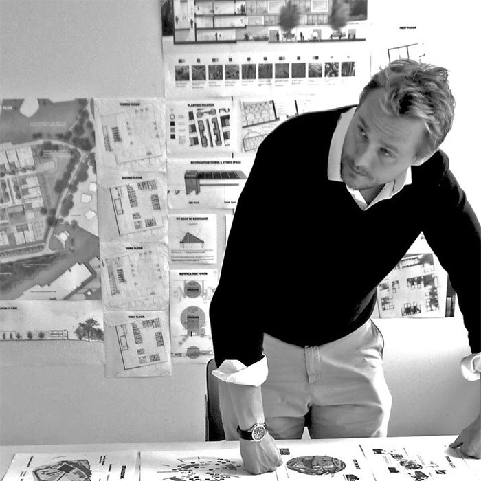 Professor Carl Smith was awarded the 2020 Excellence in Design Studio Teaching Award, Senior Level, by the Council of Educators in Landscape Architecture.