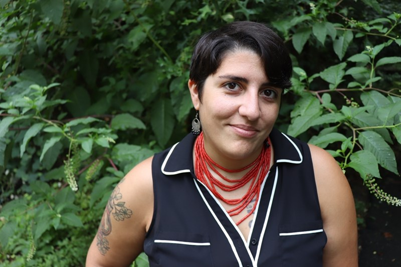 Danielle Badra's poetry collection, Like We Still Speak, will be published by the U of A Press in fall 2021.