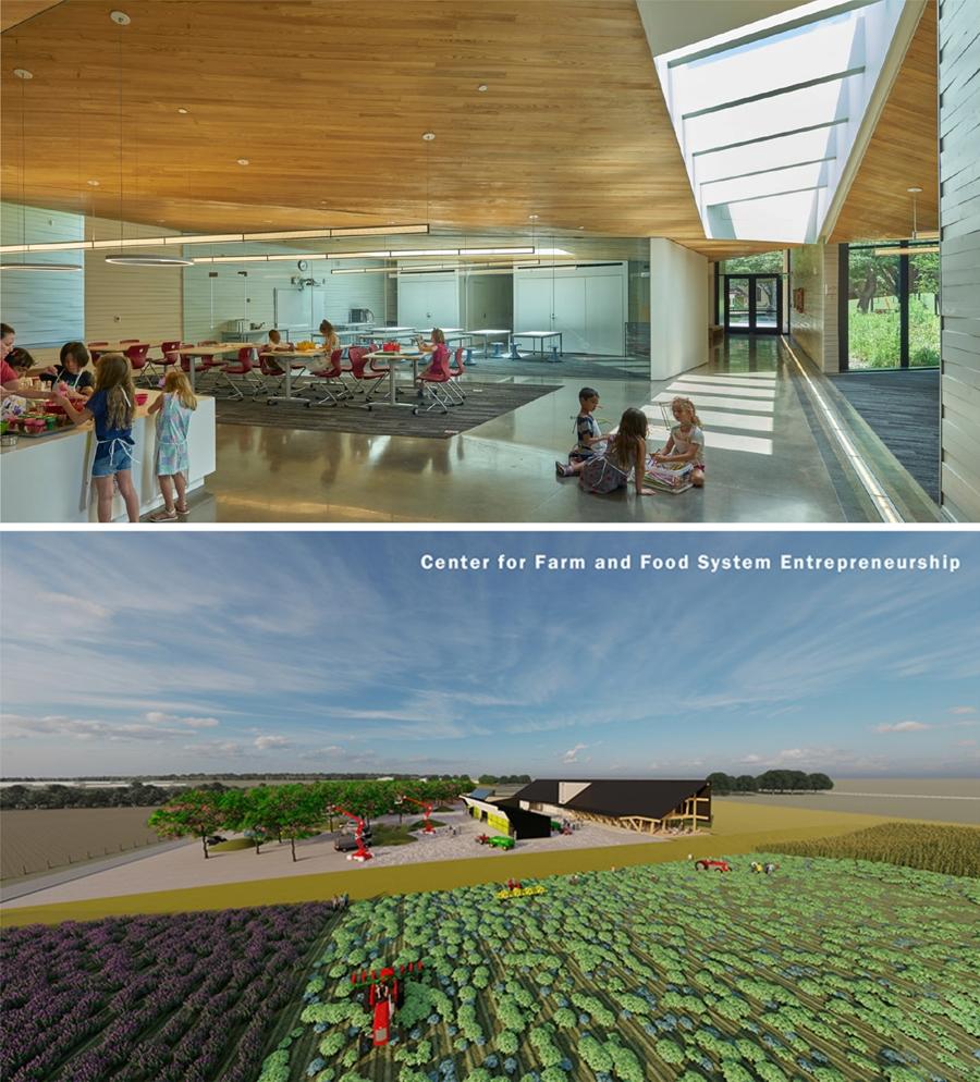 Two Projects Led by Fay Jones School Faculty Named Winners in PLAN Awards  2020 | University of Arkansas