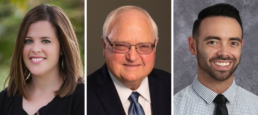 College of Education and Health Professions Honors Three as Outstanding Alumni