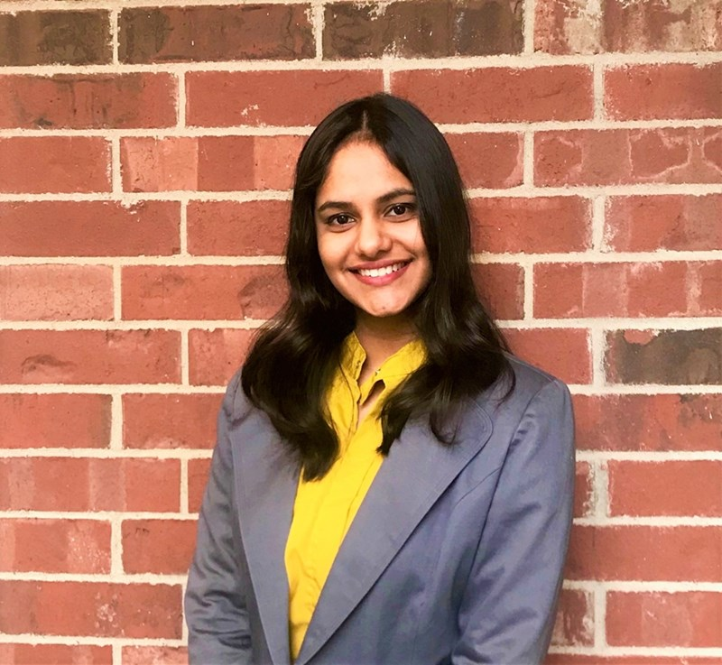 Asmita Singh, a doctoral student in food science, will have results of her research published in the March issue of the peer-reviewed journal Food Quality and Preference.
