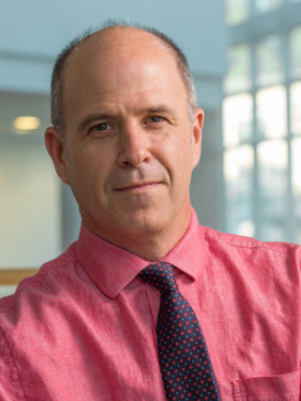 James Lang, professor of English and director of the D'Amour Center for Teaching Excellence at Assumption University in Worcester, Massachusetts.