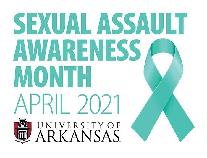 The campus community is encouraged to support the effort by using the SAAM graphic at the top of this story on social media throughout the month of April.
