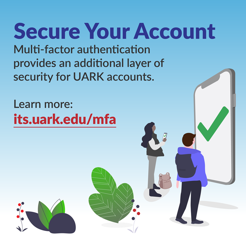 Over 34,000 university accounts have been secured with multi-factor authentication.