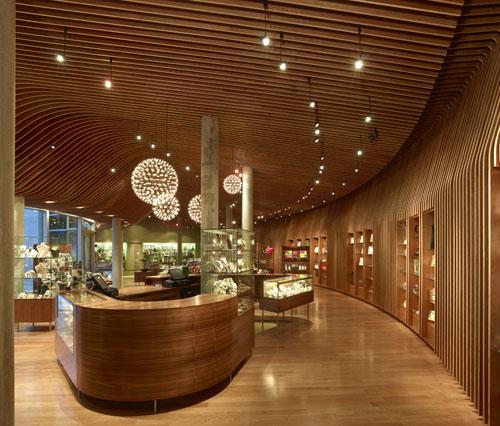 Crystal Bridges Museum Store Wins Contract Magazine Interiors Award