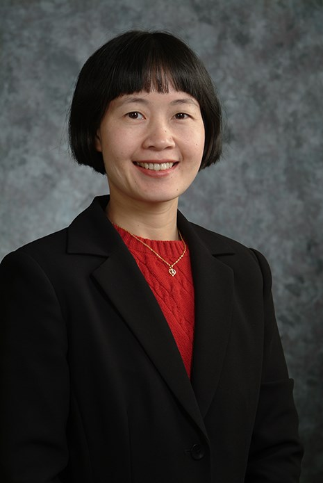 Min Zou, University of Arkansas.