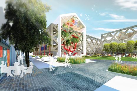 architecture design thesis topic