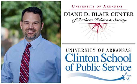 Todd Shields, director of the Diane D. Blair Center of Politics and Society.