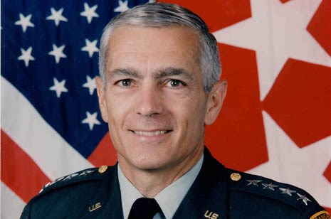 Gen. Wesley Clark, retired