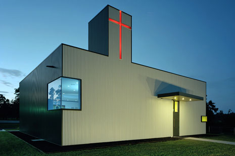 Worlds Best Architect world architecture festival names springdale church as world's