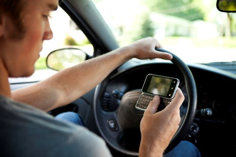 Cell-phone use in dangerous situations, such as while driving, may be attributed to obsessive-compulsive disorder traits rather than addiction.